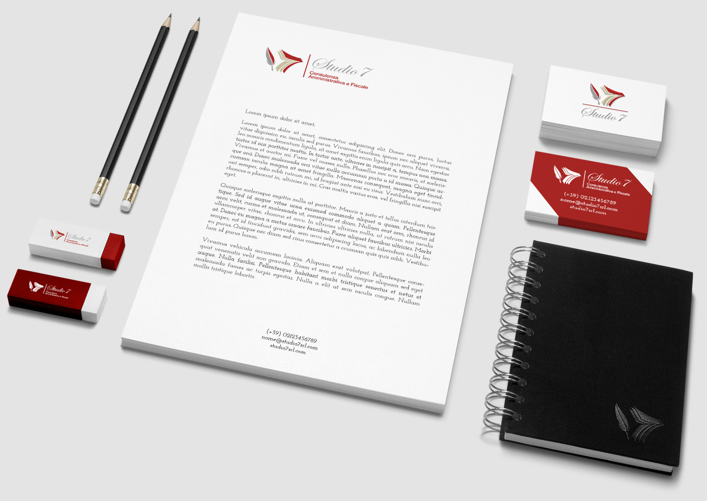 Brand Identity Studio7