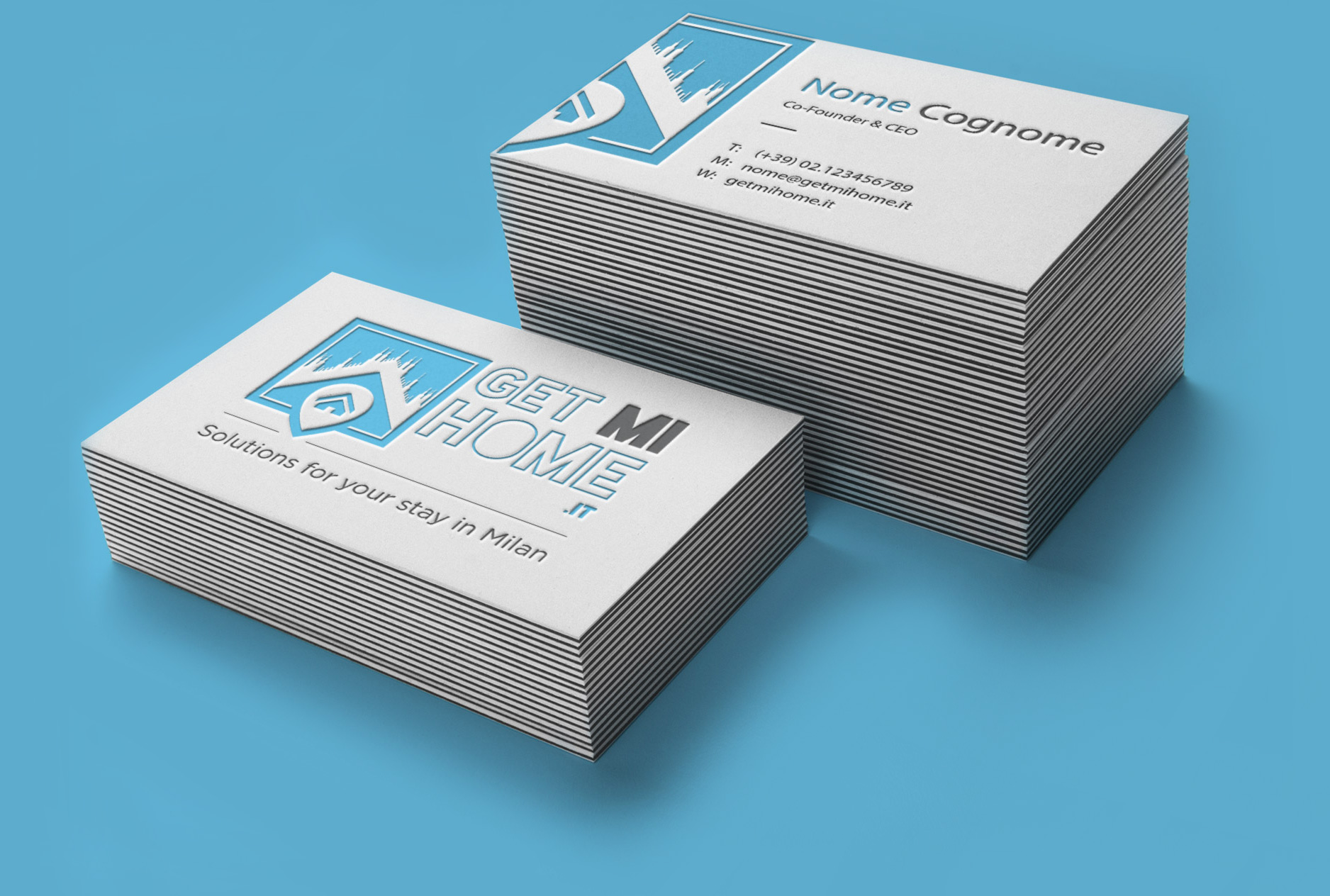 Business Card getmihome