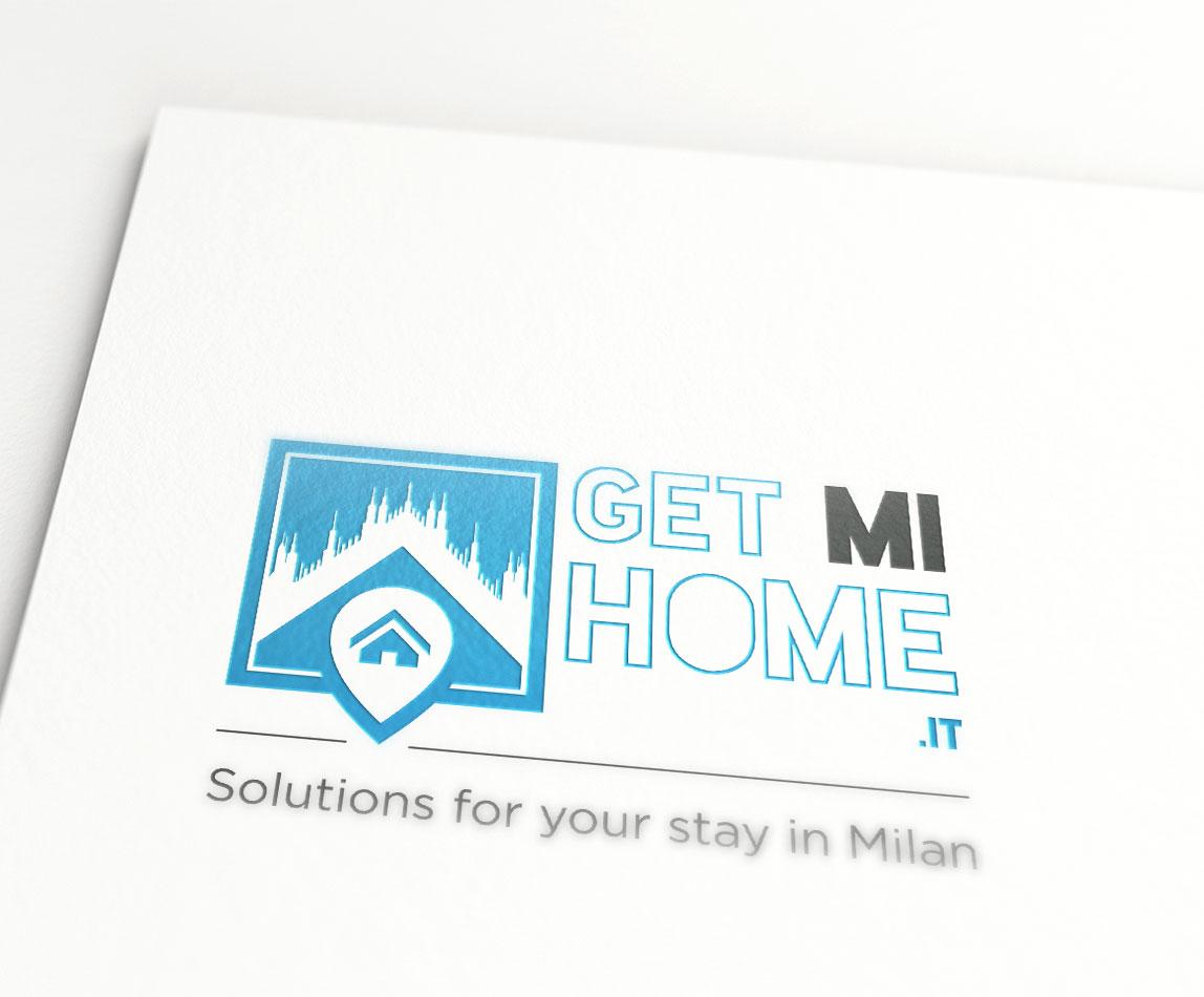 realizzazione logo GetMiHome