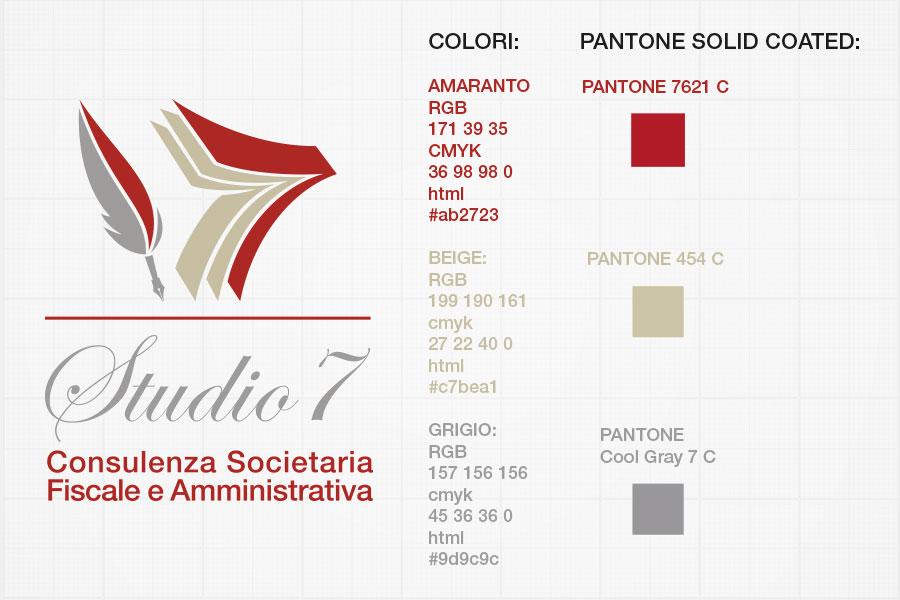 logo Studio7 proposta