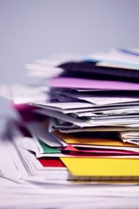 crm, archivio cartaceo